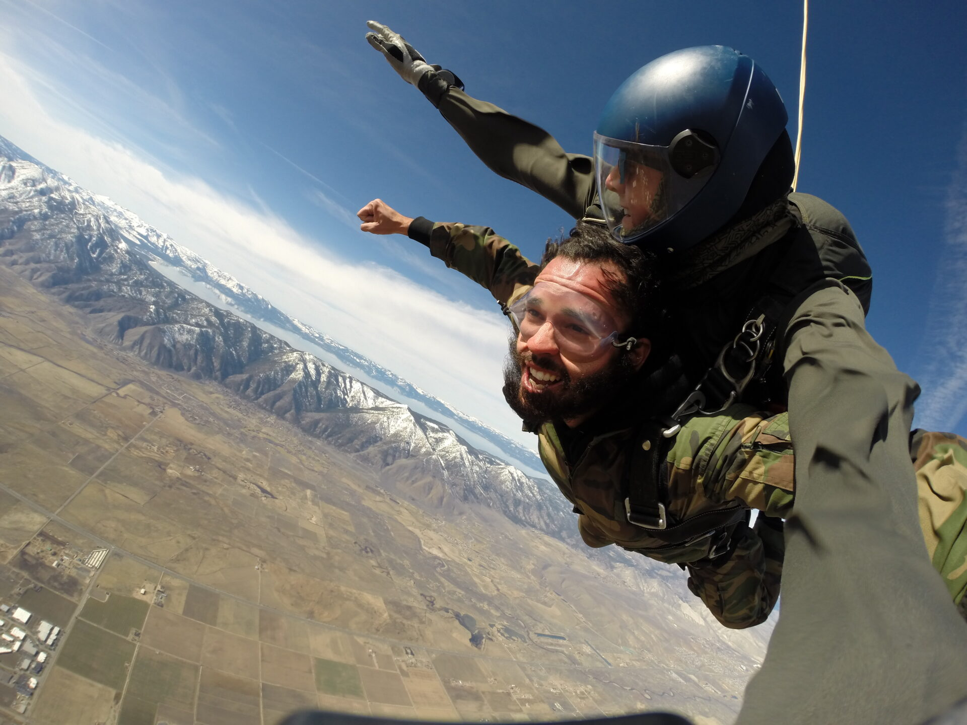 Tandem Skydiving Packages