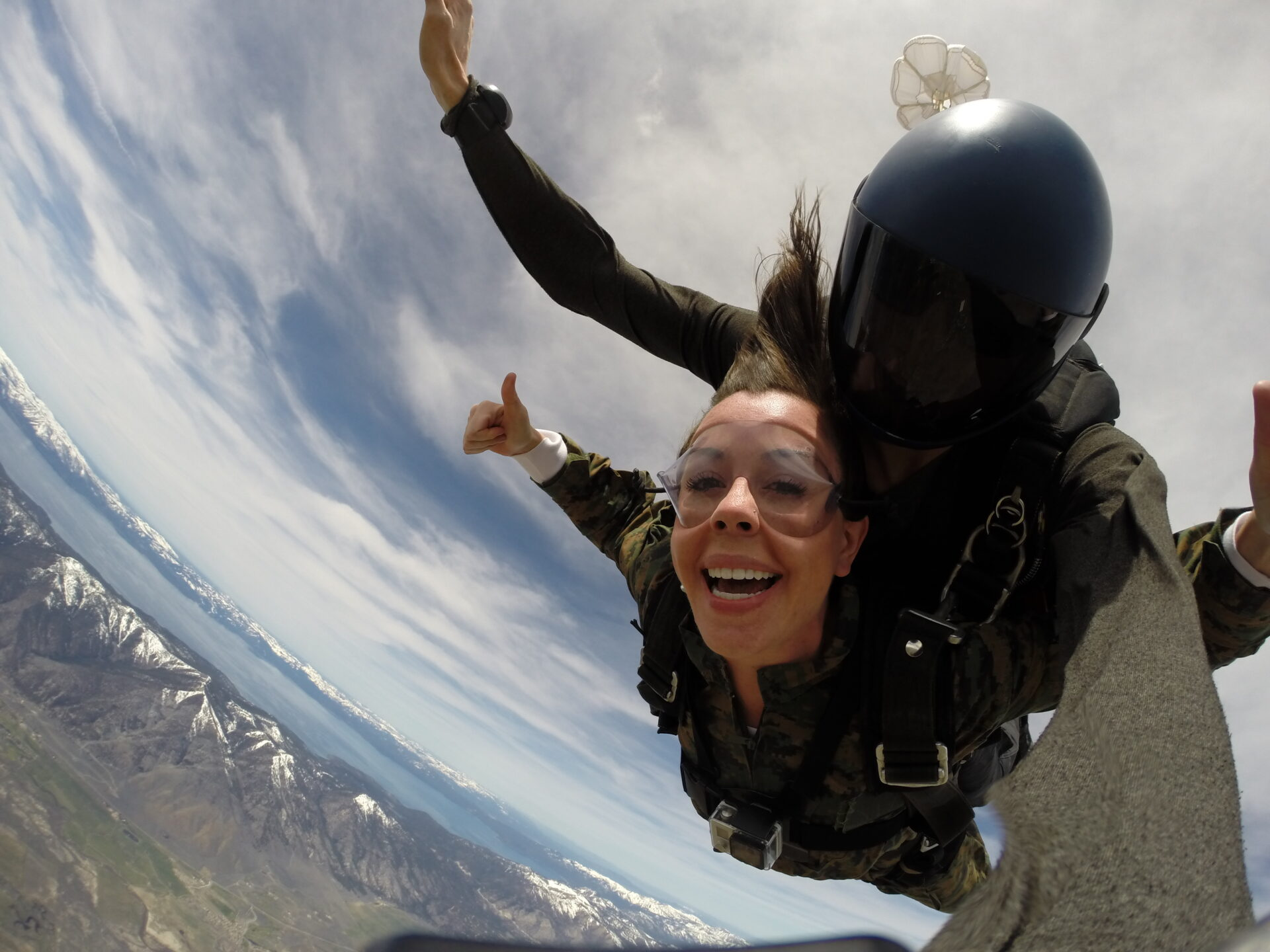 Skydiving in South Lake Tahoe & Skydiving Center | Skydive