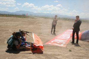 Skydive Marriage Proposal at Lake Tahoe